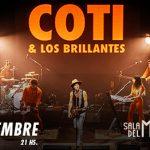COTI & LOS BRILLANTES 6 de diciembre Sala del Museo