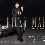 "Ricky Martin llega a Uruguay con su gira ""Movimiento"""