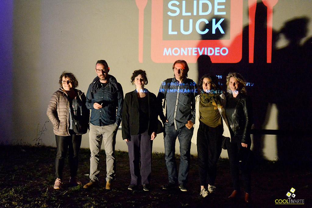 Cuarta edición de Slideluck Montevideo -