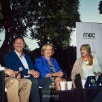 Washington Carrasco y Cristina Fernández – Premio Delmira Agustini