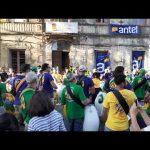 Arte, Llamadas y Candombe en Palermo