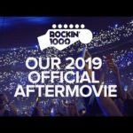 Rockin'1000 in Europe / 2019 Official Aftermovie