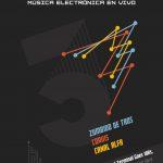 Nodo Electronica en vivo 3.0! 21/dic 18hs.