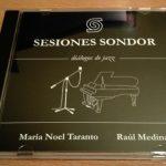 Sesiones Sondor. Diálogos de Jazz.