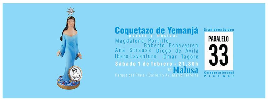 Coquetazo de Yemanjá - Parque del Plata