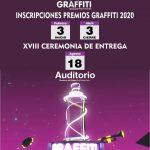 Ya estamos trabajando en #PremiosGraffiti2020