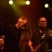 Cossi en Bar Blast abriendo el show de la banda Argentina Estelares Foto Andrea Silvera www.cooltivarte.com