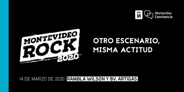 MONTEVIDEO ROCK 2020