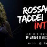 ROSSANA TADDEI festeja su CUMPLEAÑOS en el Teatro SOLÍS – 19 de MARZO