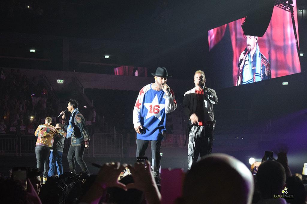 Backstreet Boys en Antel Arena BSB NA WORDTOUR DNA TOUR 2020 09-03-2020 Fotos Claudia Rivero www.cooltivarte.com
