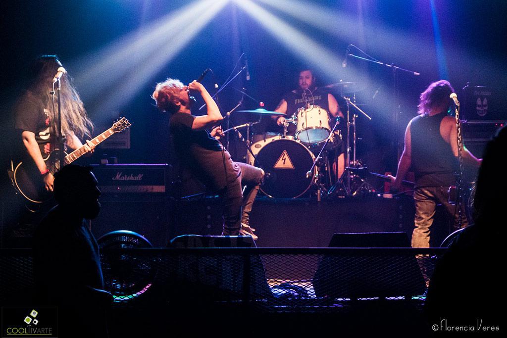 Black Flag el 11 de marzo del 2020 en Blast Fotografía: Florencia Veres www.cooltivarte.com