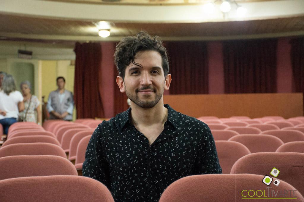 Leandro Marziotte en concierto con el SODRE en el Teatro Larrañaga - Salto - Marzo 2020 - Foto Mayra Cánepa www.cooltivarte.com