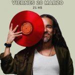 Rubén Albarrán presenta «NO DJ Set» – 20 de marzo en Montevideo