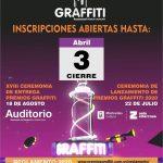 Inscripciones Premios Graffiti 2020