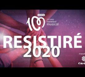 #Resistiré 2020, el himno grabado por más de 30 artistas para vencer juntos al coronavirus