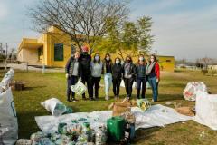 Proyecto CASOS POSITIVOS de Daniela Hernández - Rosario Recicla y NH Recicla - 2021 www.cooltivarte.com