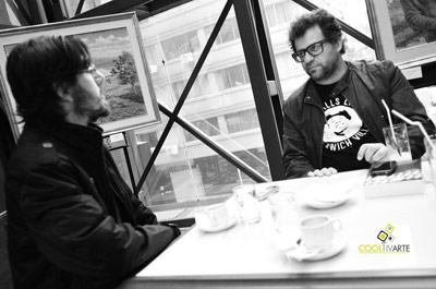 Gillespi por Paulo Roddel - Octubre 2013 © Gastón Pimienta