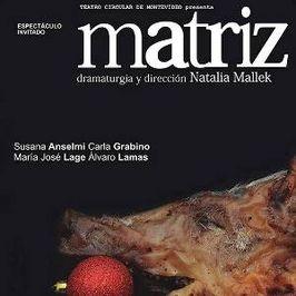 Matriz, de Natalia Mallek