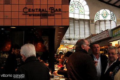 Mercado central - Vittoria Zanetti