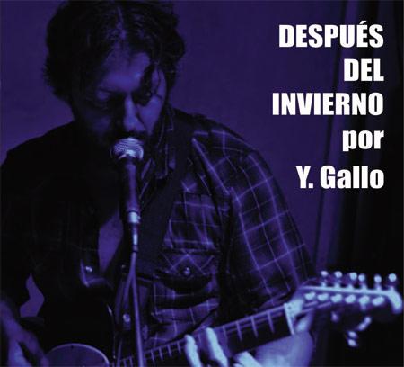 Después del invierno, disco solista de Yamandú Gallo, de Rouge