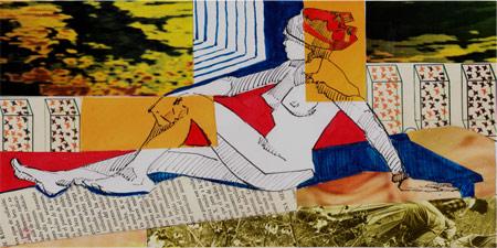 nena-mirando Ilustración: Andrés Capeluto