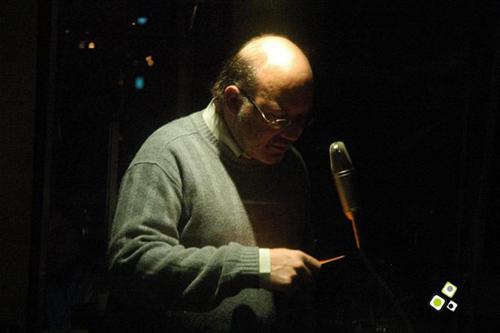 Pablo Galante presenta el libro - Noche de ronda Foto © Federico Meneses