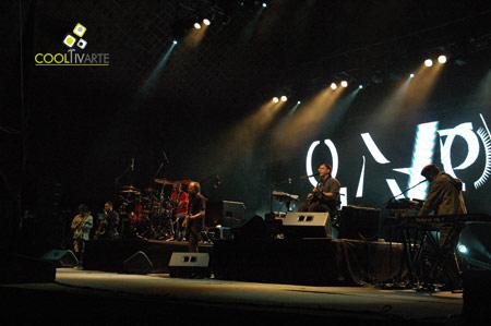 Os Paralamas do Sucesso en el Teatro de Verano de Montevideo, Noviembre 2013 Foto: Federico Meneses