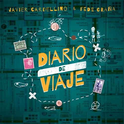 "Javier Cardellino & Fede Graña presentan ""Diario de Viaje"""