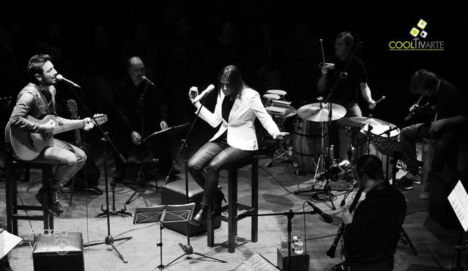 MALENA MUYALA - ENCANTAD@S - 17 JUN. 2014 TEATRO SOLIS © Andrea Villar