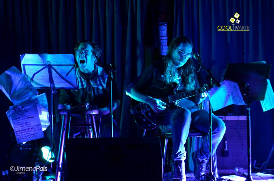 MANDRAKE WOLF & DOS DALTONS - PLANETARIO DE MONTEVIDEO - Junio 2014 © Jimena Pais Fotografía