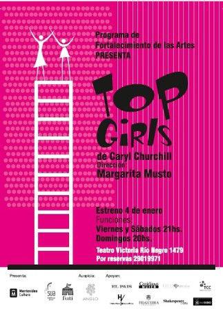 Top Girls, de Caryl Churchill
