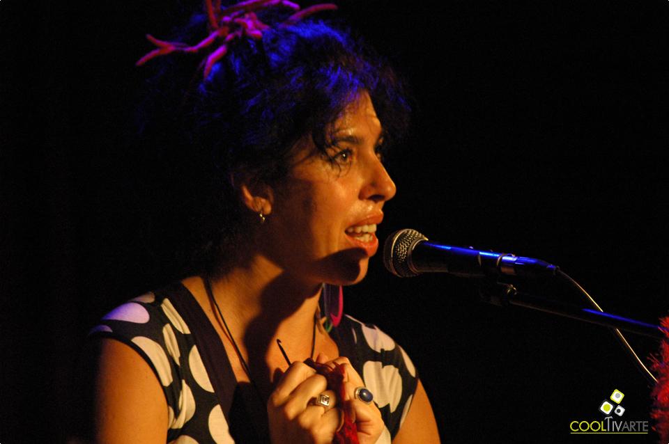 Rossana Taddei - Foto: Federico Meneses