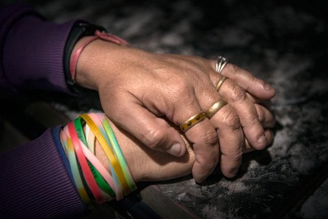 """El próximo viernes 29 de agosto a las 12.30 horas en la Fotogalería del Parque Rodó, el Centro de Fotografía inaugura la muestra titulada: """"17.815: Cuidame que yo te cuidaré"""", de la fotógrafa documental Susette Kok."""