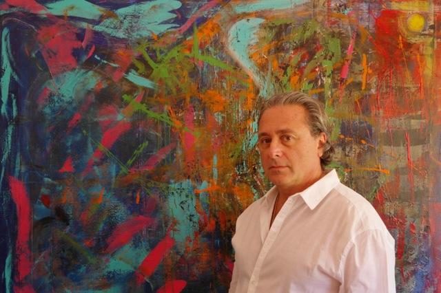 El vicio de pintar, entrevista a Daniel Deferrari