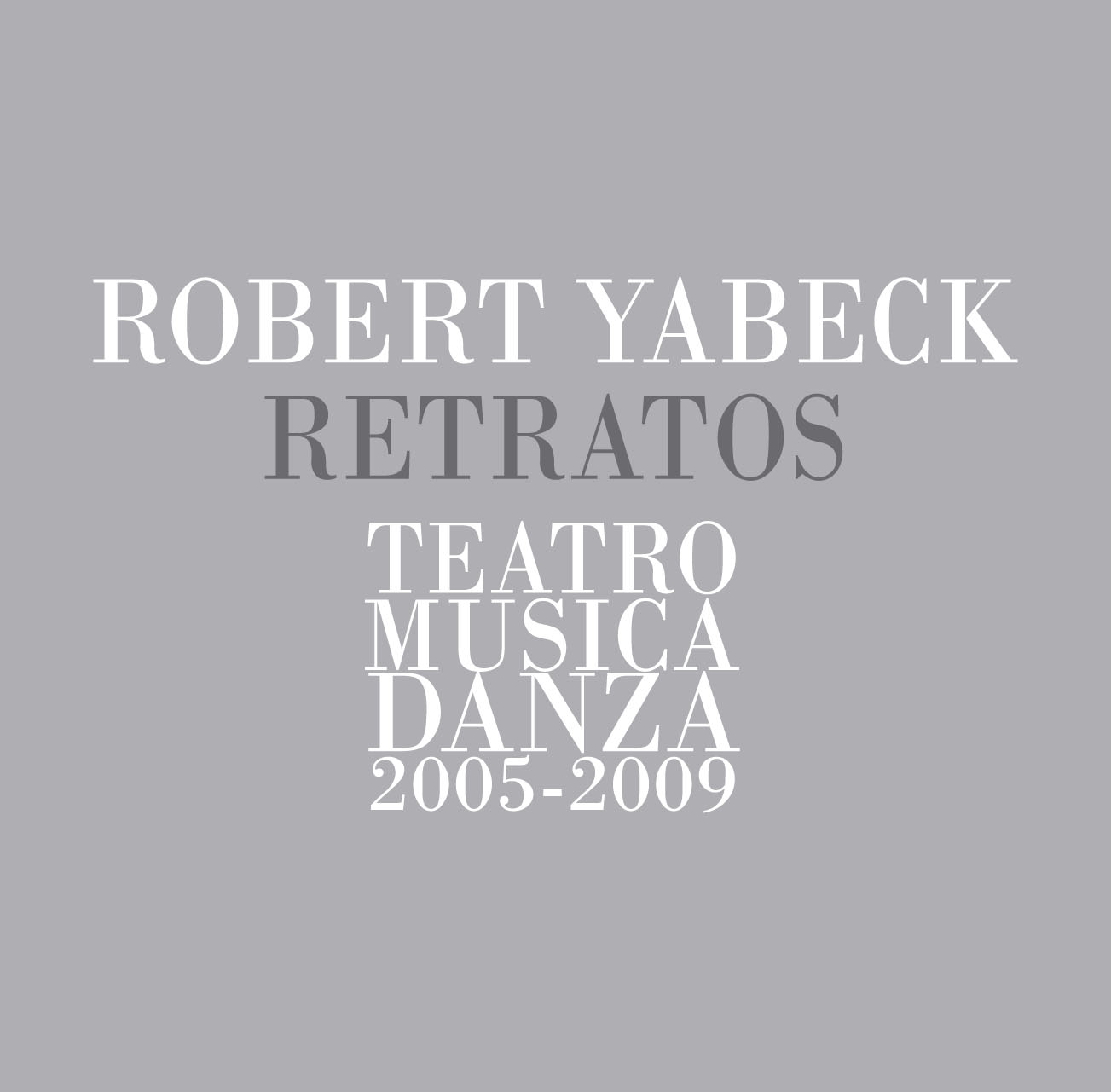 El Teatro Solís invita exposición de Robert Yabeck