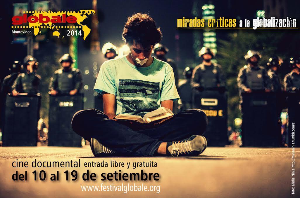 Del 10 al 19 de setiembre se realizará en Montevideo por Sexta vez consecutiva el Festival de Cine Documental Globale