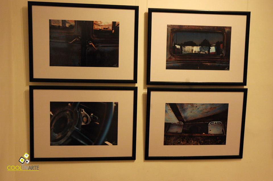 imagen - Exhibición de fotografías de Lucía Ferreira y Gerardo Carella - FotoClub - Setiembre 2009 - © Federico Meneses