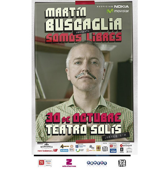 portada - vivo de MARTIN BUSCAGLIA