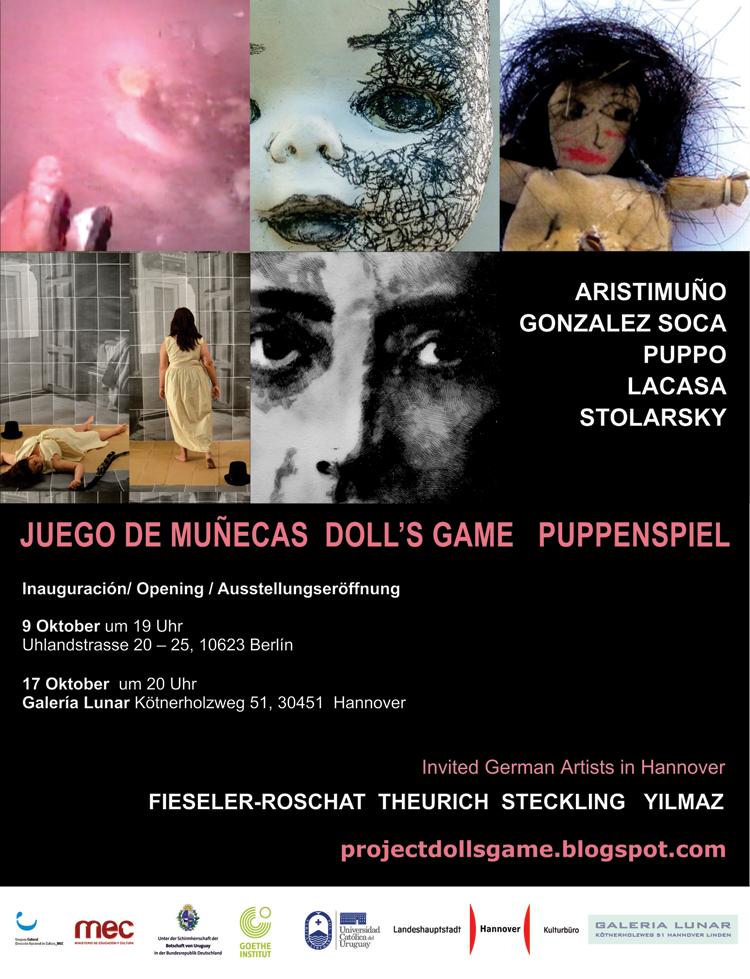 imagen - Collective Project // Juego de Muñecas_Doll´s Game_Puppenspiel