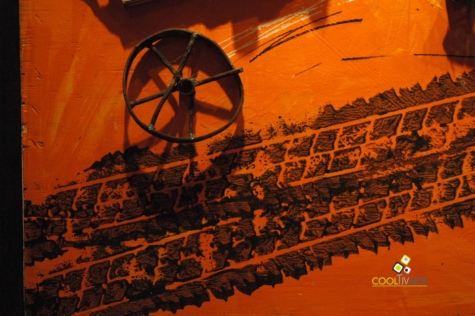imagen - Fabulaciones sincréticas - Javier Abdala Estable - La Pasionaria - Junio 2010 © Federico Meneses