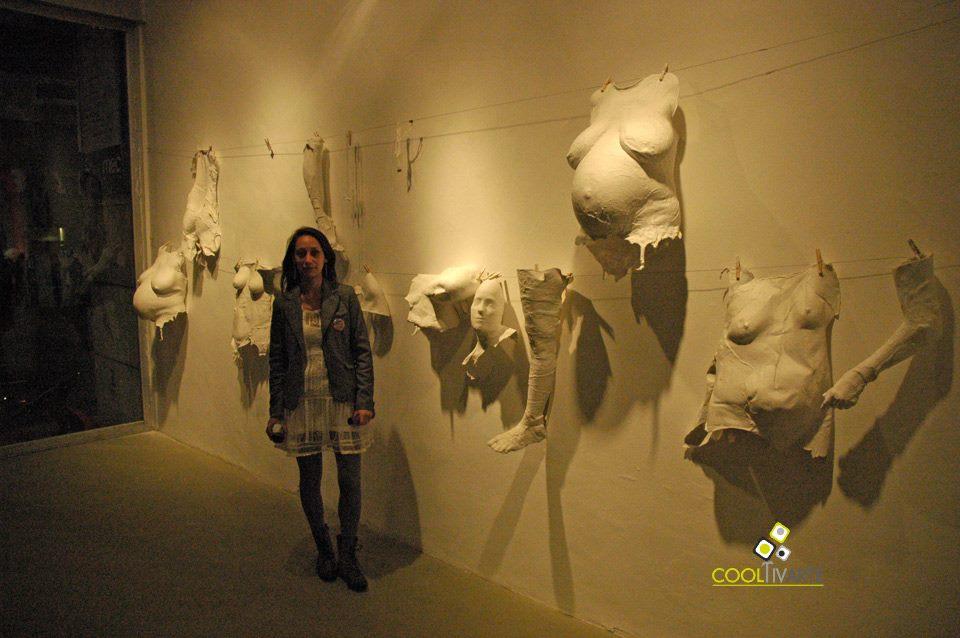 """imagen - Exposición """"NO/MODELOS"""" de Valeria Píriz - Punto de Encuentro MEC - octubre 2010 © Federico Meneses"""