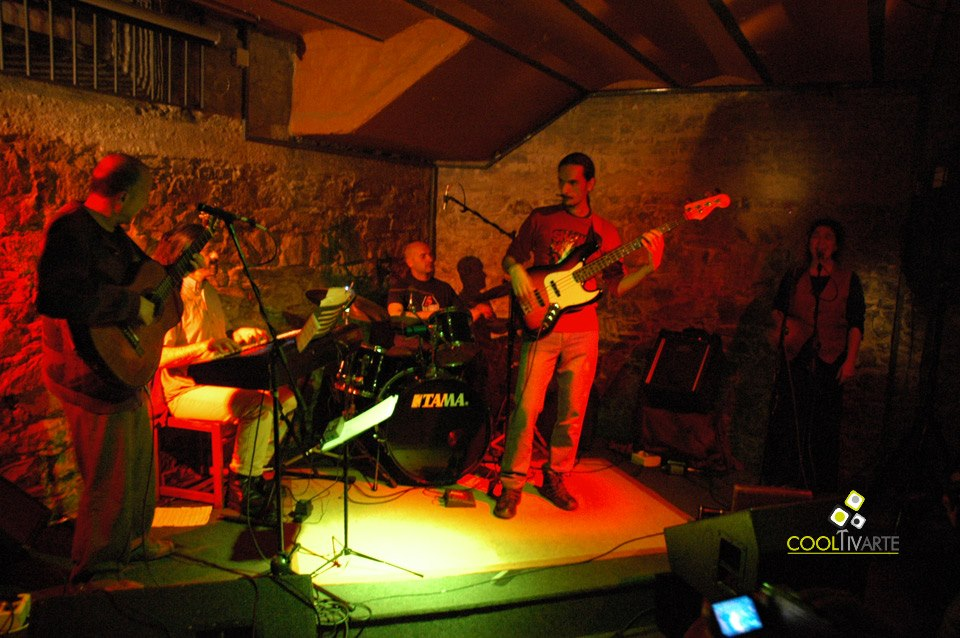 imagen - Pollo Piriz Quinteto - El Tartamudo - Octubre 2009 - © Federico Meneses