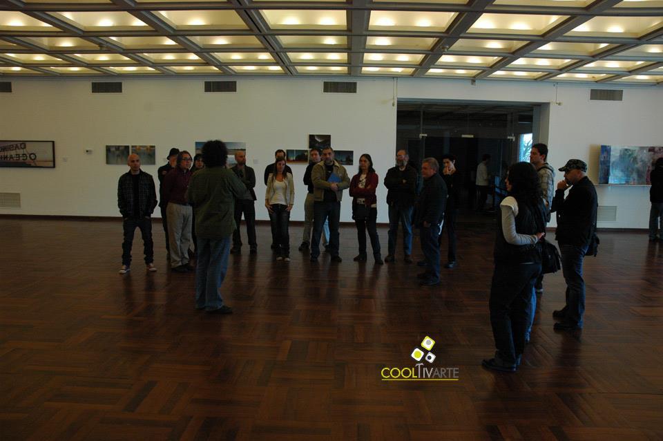 imagen - Salón 70 Años del FotoClub en Museo Nacional de Artes Visuales Charla con el autor - Octubre 2010 © Federico Meneses