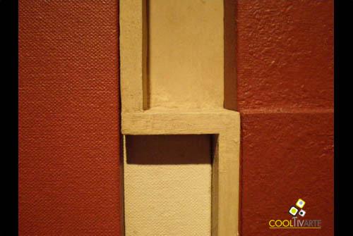 imagen - Arquitecturas de la memoria - Exposición de Juan de Andrés en el CCE, 2007