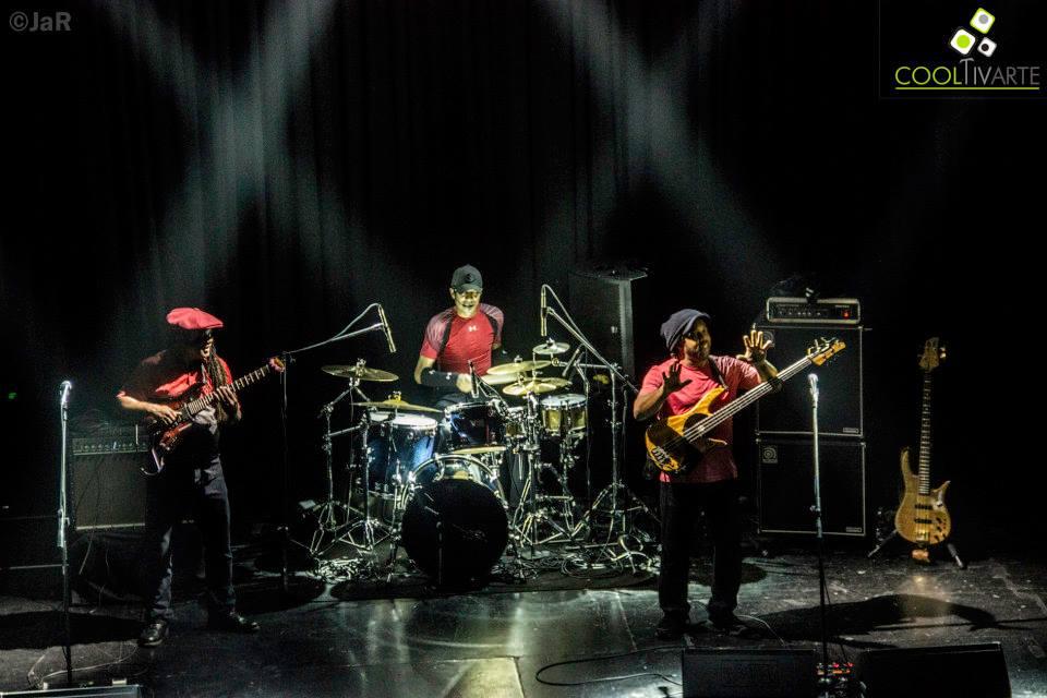 imagen - The Victor Wooten Trio en La Trastienda - Noviembre 2014 ©Javier Rivero