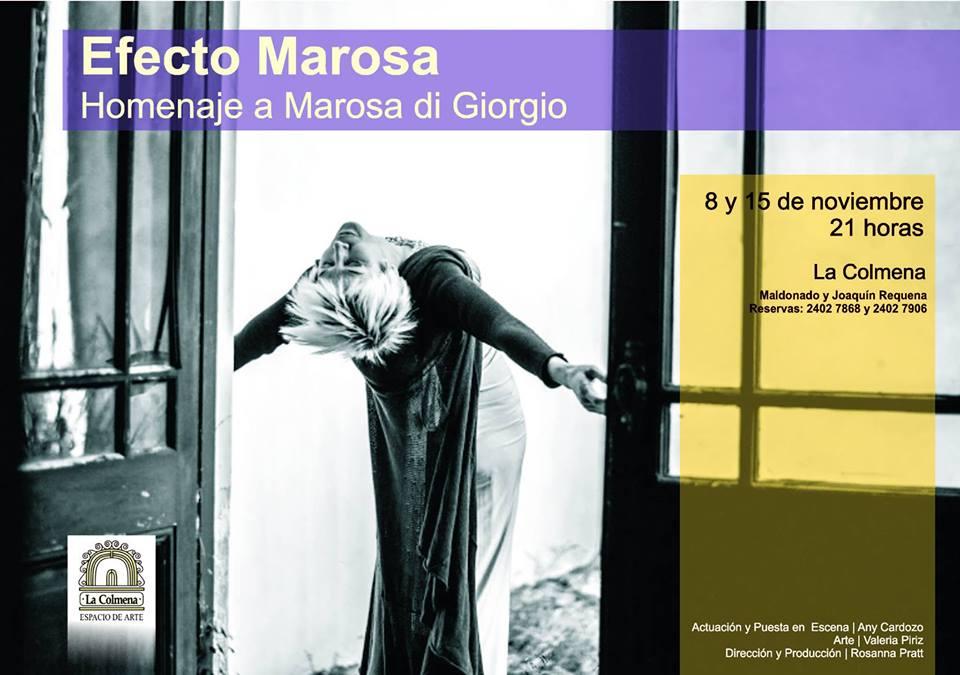 imagen - Homenaje a Marosa di Giorgio