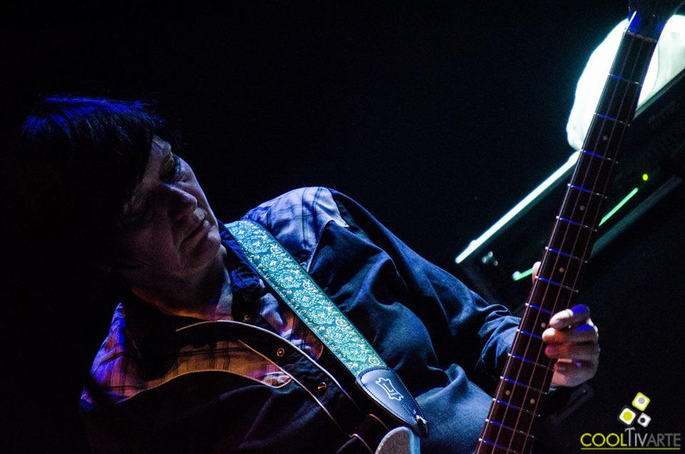 imagen - THURSTON MOORE - 8 Dic. 2014 - La Trastienda Club Montevideo banda soporte: la hermana menor Fotografía: © Lucía Aguirre
