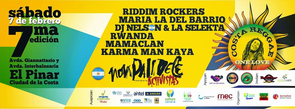 imagen - Costa Reggae One Love
