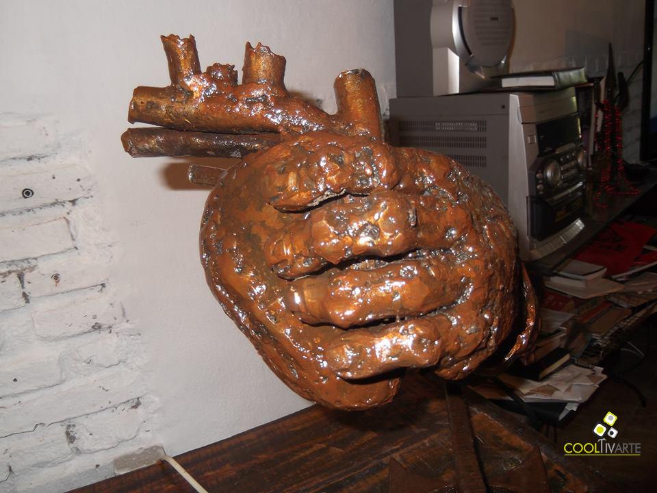 imagen - Diario de Ruta - Casa Taller del escultor Carlos Dardo Fierro 11 de febrero de 2015 © Gustavo Gómez Rial