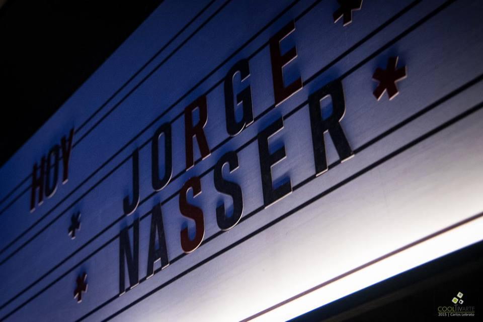 imagen - Jorge Nasser y el retorno al blues salvaje - foto - carlos lebrato